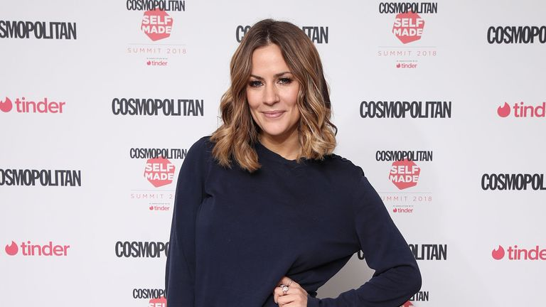 Television presenter Caroline Flack was found dead last Saturday after taking her own life