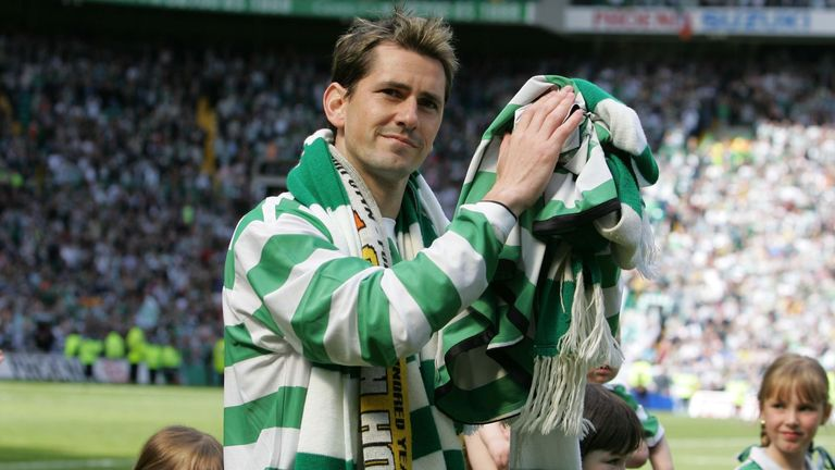 Jackie McNamara: Former Celtic and Scotland defender ill in hospital