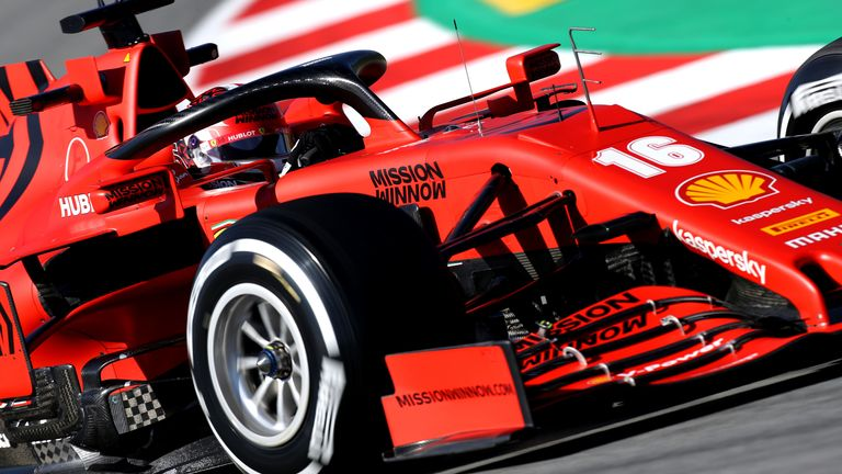 F1 Testing, Test 2 Day 1: Contrasting fortunes for Ferrari, Mercedes