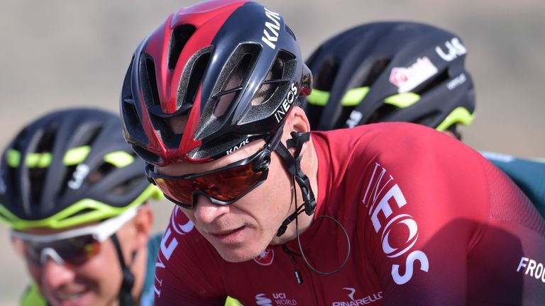 Ackermann sprints to stage one victory at UAE Tour