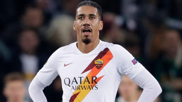 Smalling says Roma boss Fonseca's comments were 'great to hear'
