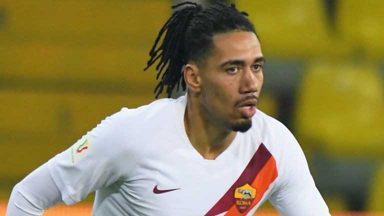 Gianluca Di Marzio is expecting Roma to make another offer for Chris Smalling