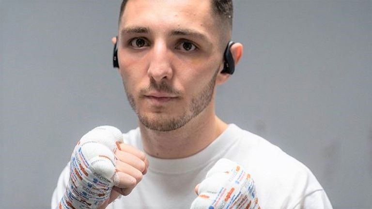 Dan Morley is a rising contender with a six-fight unbeaten record