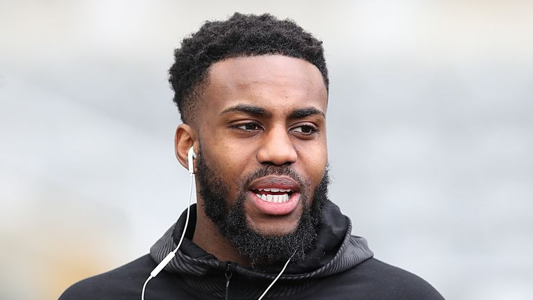 COVID-19: Premier League players being treated like 'guinea pigs' - Danny Rose