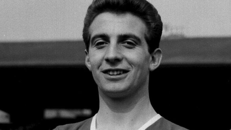 David Pegg was the Busby Babes' version of Ryan Giggs