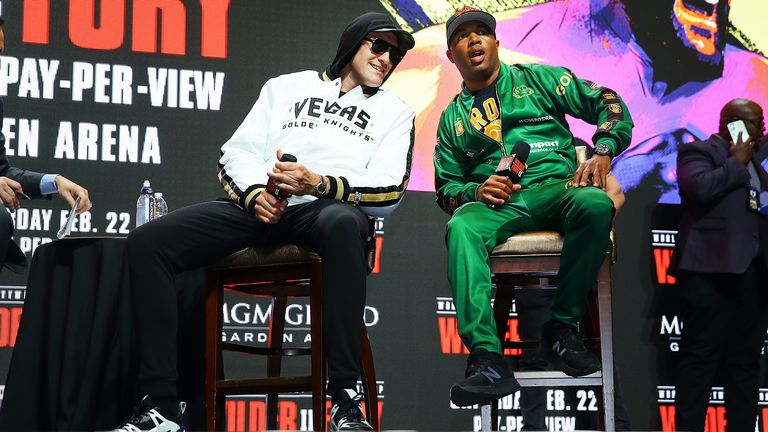 Deontay Wilder, Tyson Fury - Ready For War in Rematch