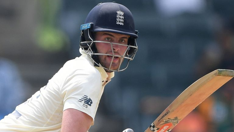 Dom Sibley top-scored for England with 72 as they chased down 148 for victory on the final day of the Virtual Test