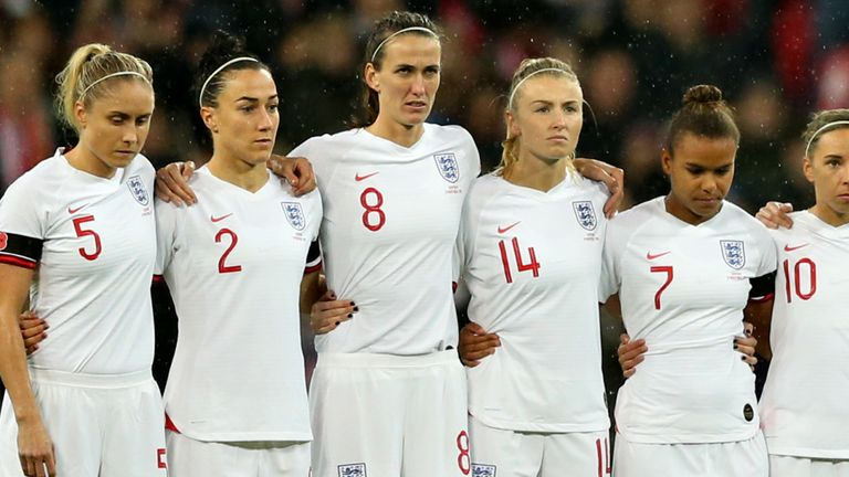 The Lionesses will fly to the USA in premium economy