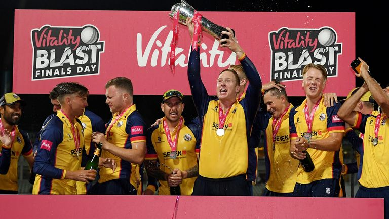 The T20 Blast has been a popular addition to the cricket schedule since it was introduced in 2003