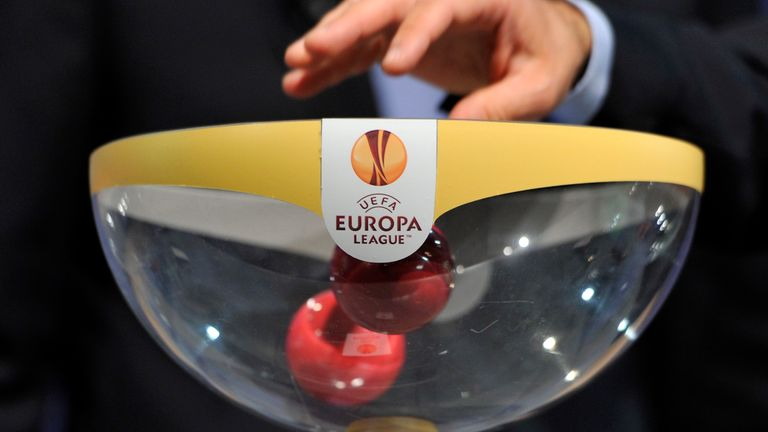The Europa League quarter-final draw takes place on March 20