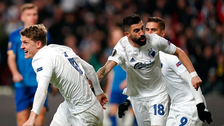 FC Copenhagen are one of Europe's sustainable success stories