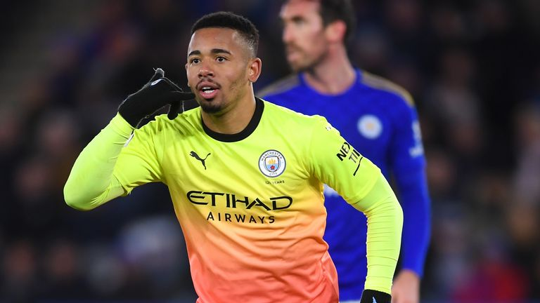 Charlie expects Gabriel Jesus - and Man City - to be back among the goals against Newcastle