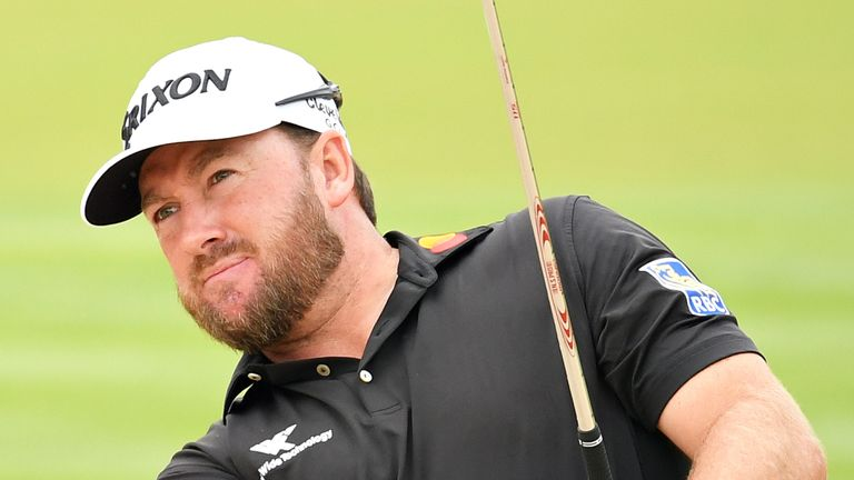 Graeme McDowell is currently at his home in Florida