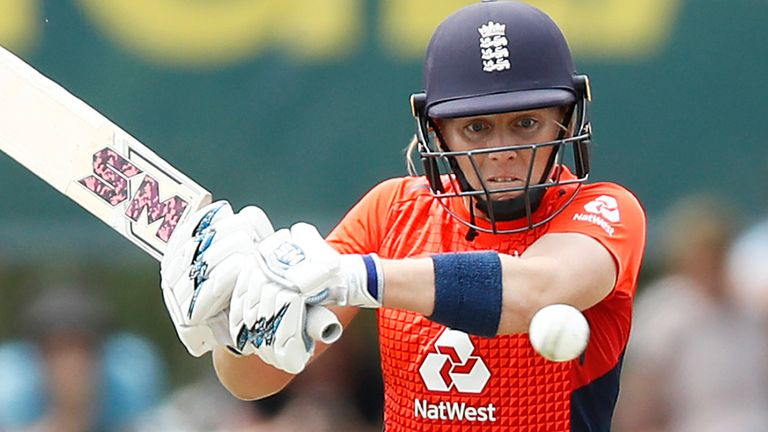 Heather Knight hopes women's cricket will continue to attract growing support when it resumes