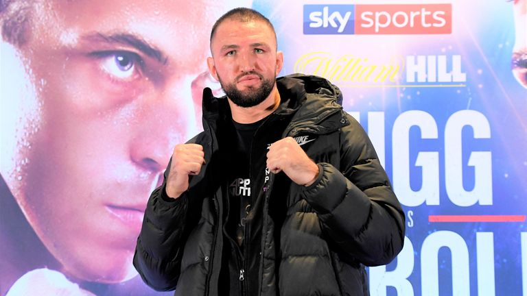 Peter Fury is preparing Hughie Fury for his next fight in Manchester on March 7, live on Sky Sports