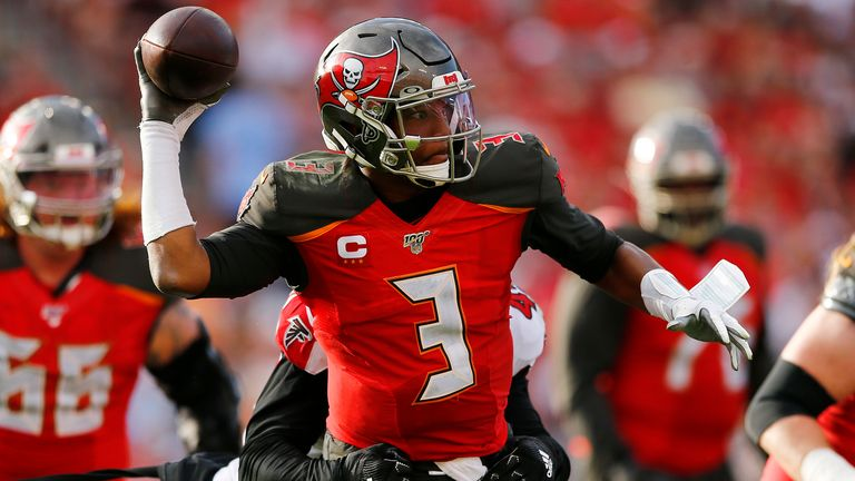 Jameis Winston has been highly erratic but has big potential