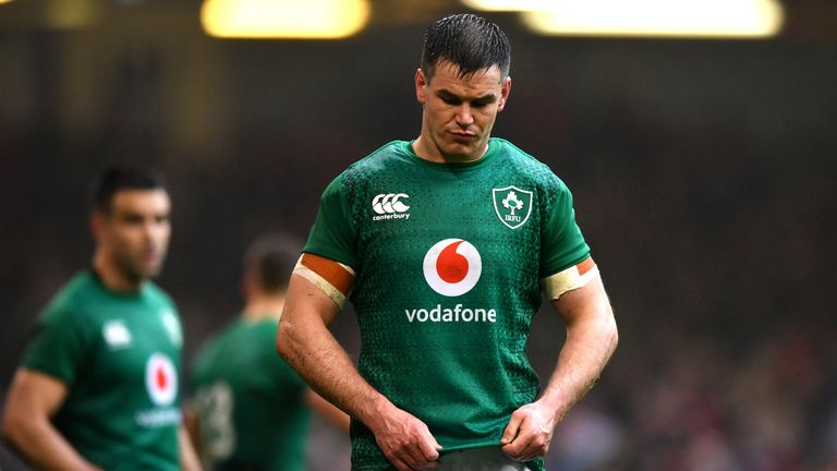 Ireland endured a rotten 2019 - both in the Six Nations and Rugby World Cup