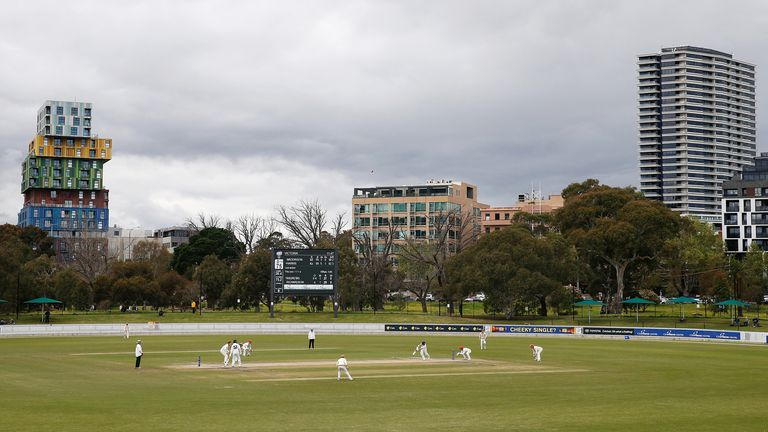 Junction Oval will host five games during the tournament