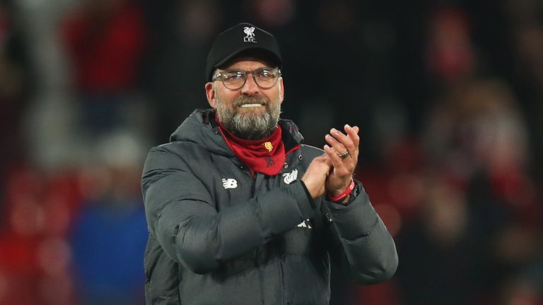 Jurgen Klopp already boasts a formidable strike force in Sadio Mane, Roberto Firmino and Mohamed Salah