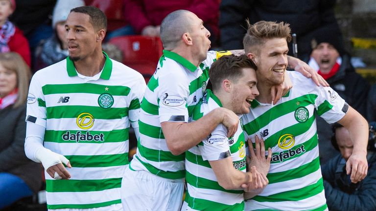 Celtic had been 13 points clear of Rangers at the top of the table when play was supended