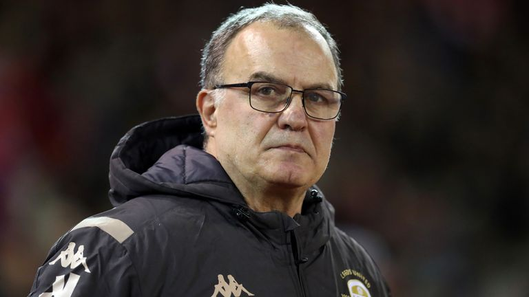 Marcelo Bielsa will look to guide his side to a precious three points and end a wretched run of form