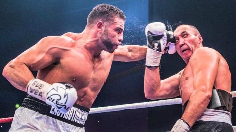 Mahmoud Charr welcomes potential fight with Dillian Whyte
