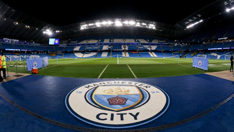 Manchester City's game against Arsenal on Wednesday was postponed due to fears over the spread of the coronavirus.