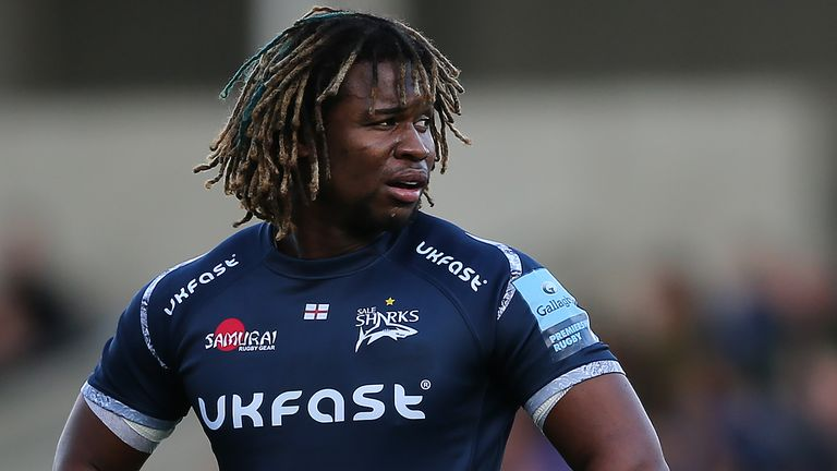 Yarde revealed some of his Sale team-mates received death threats for not taking a knee