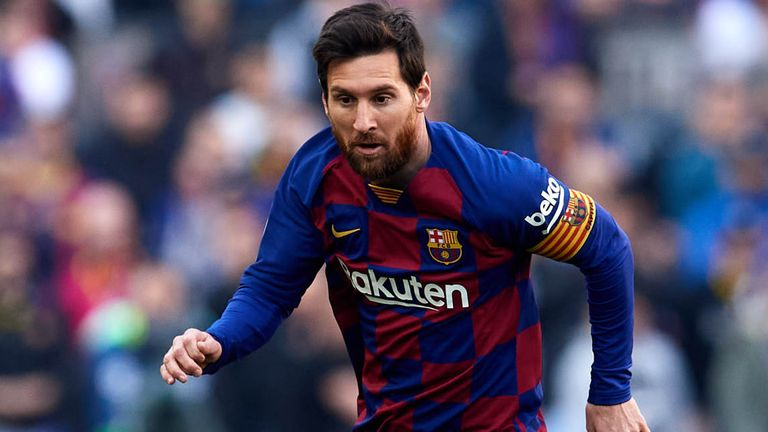 Lionel Messi has been critical of the club's hierarchy