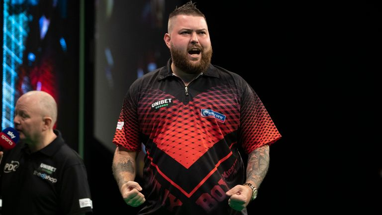 Ahead of the sport's competitive return, Michael Smith outlined his desire to land his first major TV title