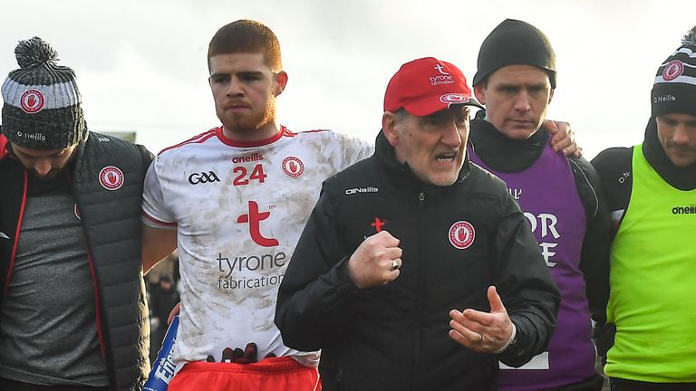 Mickey Harte is thrilled to have Cathal McShane back in his squad