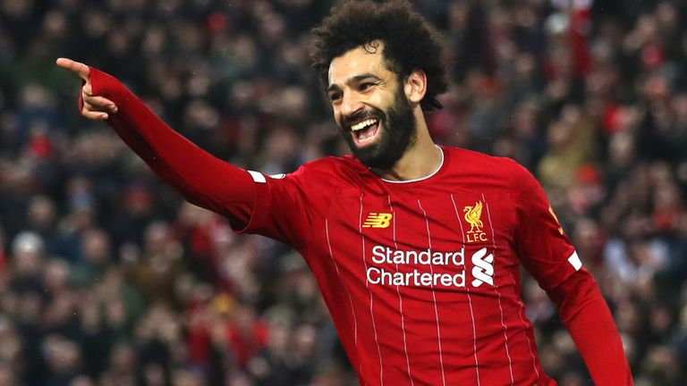 Mohamed Salah could be included in Egypt's squad for Tokyo 2020