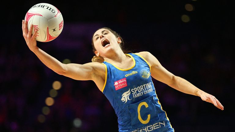 Team Bath Netball commence Round Two away from home at Celtic Dragons