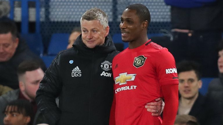 Odion Ighalo made his Manchester United debut at Chelsea but do they still lack firepower?