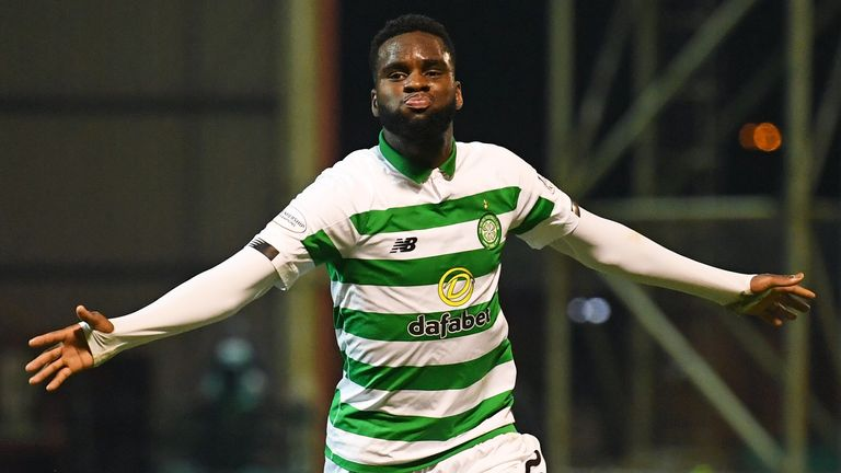 Odsonne Edouard scored 28 goals in 45 appearances for Celtic last season