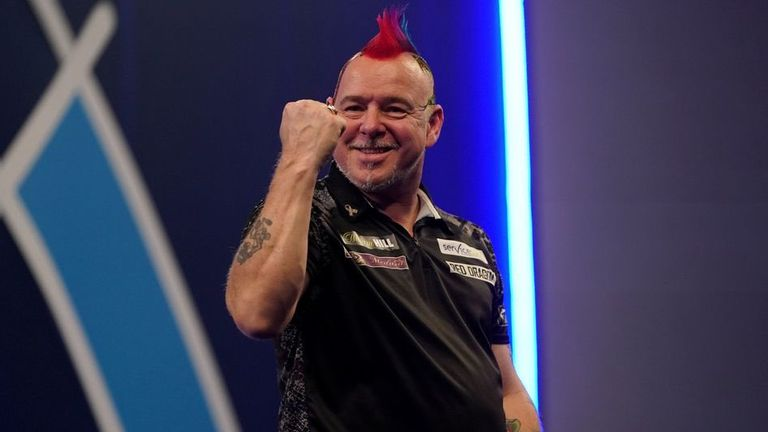 Peter Wright is one of our guests as The Darts Show podcast resumes with Matt Porter also checking in
