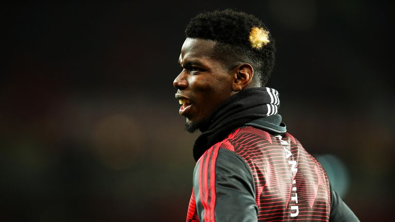 The likes of Paul Pogba could return fully fit from the coronavirus postponement