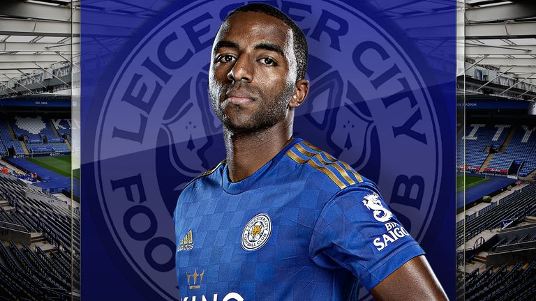 Ricardo Pereira has become a key player at Leicester