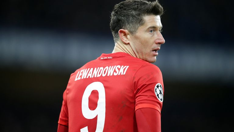 Can Chelsea's defence keep out the red-hot Robert Lewandowski?