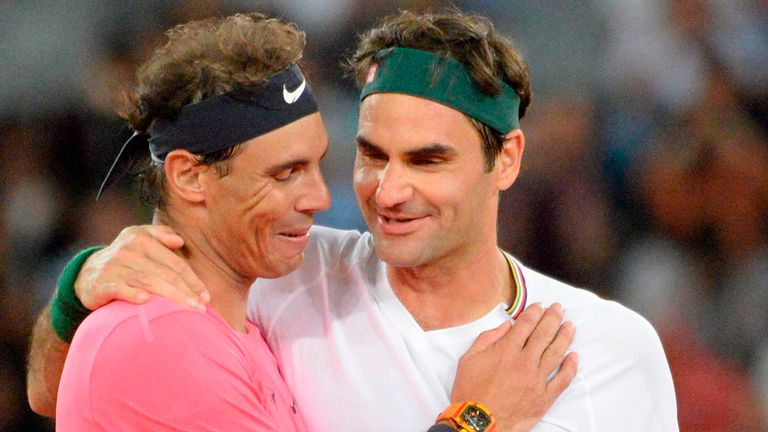 Federer lost to Rafael Nadal in four French Open finals