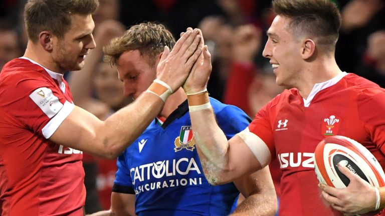 Italy have lost 23 Six Nations game in a row