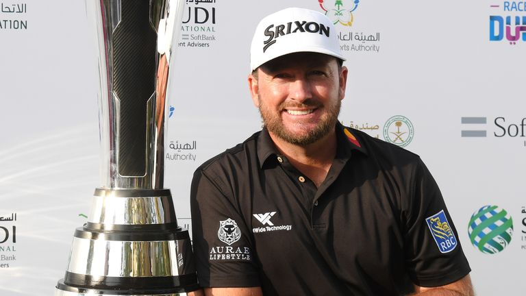 McDowell returned to winning ways at the Saudi International in February