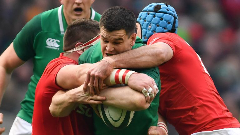 Ireland and Wales cannot be separated in terms of head-to-head record or Six Nations titles over the last 12 years