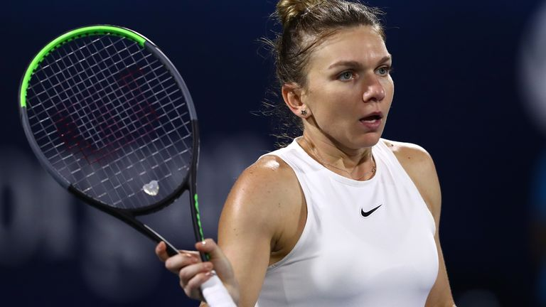 Simona Halep does not plan to play at Flushing Meadows