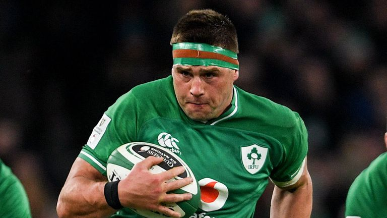 CJ Stander came into the Championship under pressure for his place, but was outstanding last week