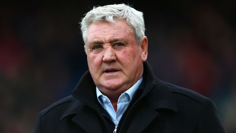 Newcastle manager Steve Bruce is concerned at how quickly players may be expected to recover full fitness