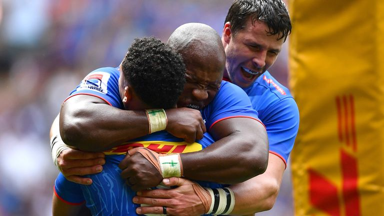 DHL Stormers coach John Dobson believes Saracens will provide an ideal test for his team