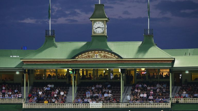 The semi-finals will be staged at the iconic Sydney Cricket Ground