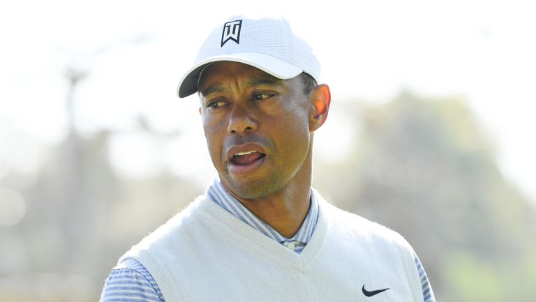 Eerie eagle: Tiger Woods makes unknowing tribute to Lakers legend Kobe Bryant