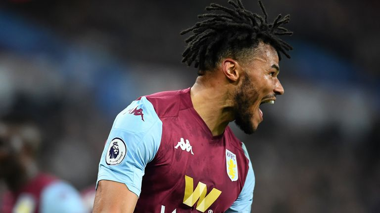 Tyrone Mings scored Villa's winner in their last Premier League victory at home to Watford on January 21
